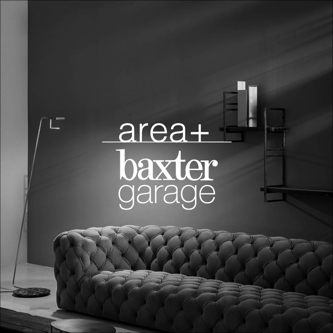 AREA + BAXTER GARAGE