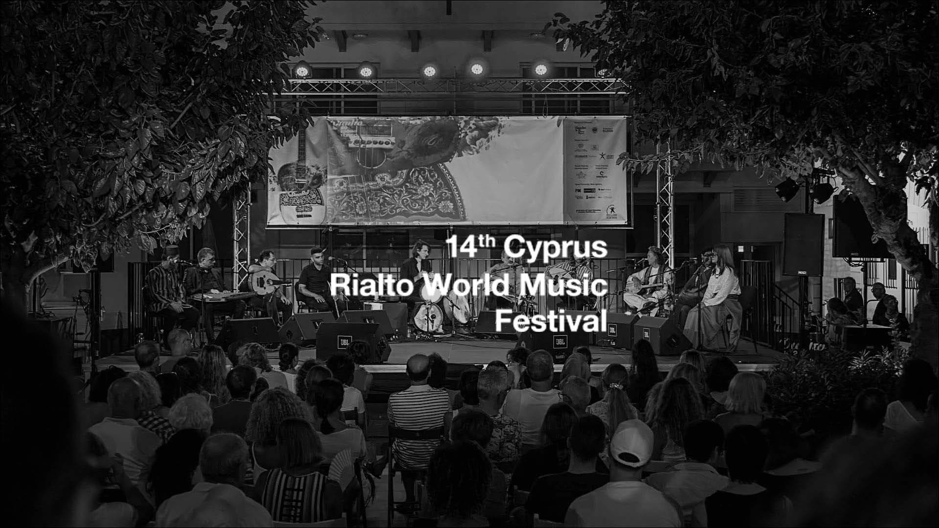 CYPRUS RIALTO WORLD MUSIC FESTIVAL